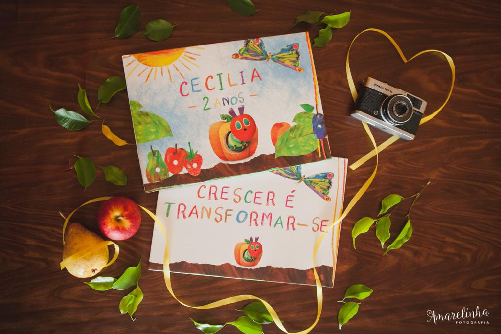 Álbum criado especialmente para nossa lagartinha favorita, Cecília! <3